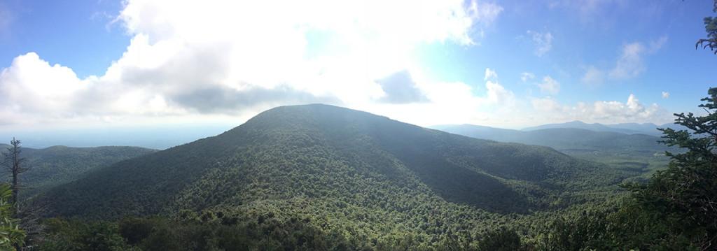Blackhead Mountain