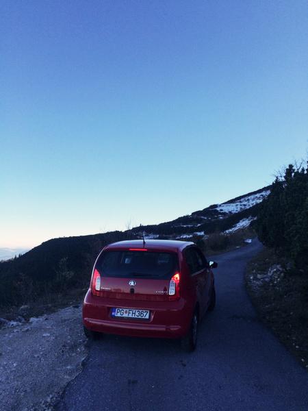 Our little trusty Opel